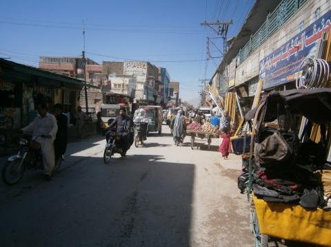 12 Ulica v Quetta