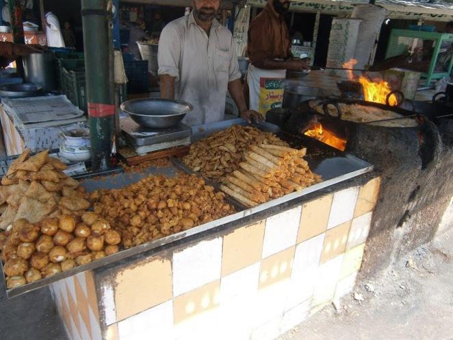 shtand za pakhora -Abottabad