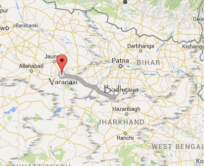 MAP Varanasi_Boodhgaya