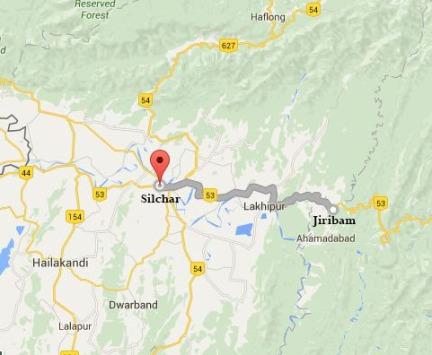 MAP_Jiribam